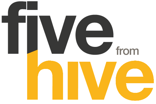 Five from Hive – Briefing your Designer