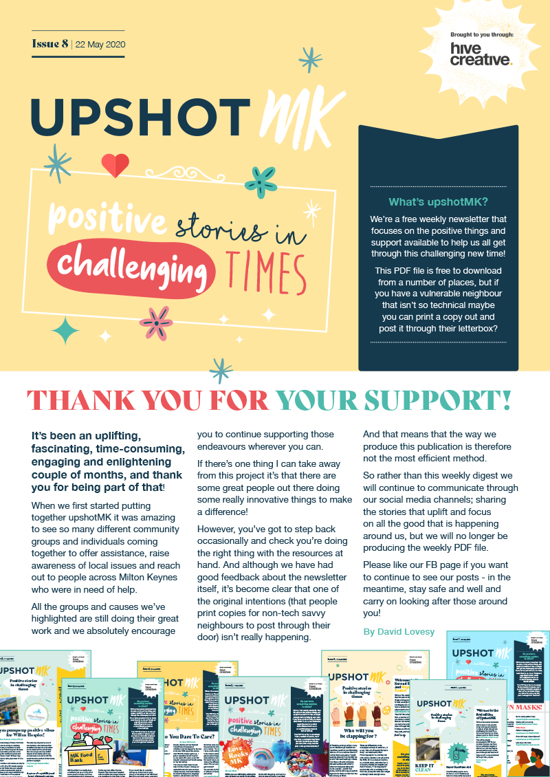 upshotMK Issue 6